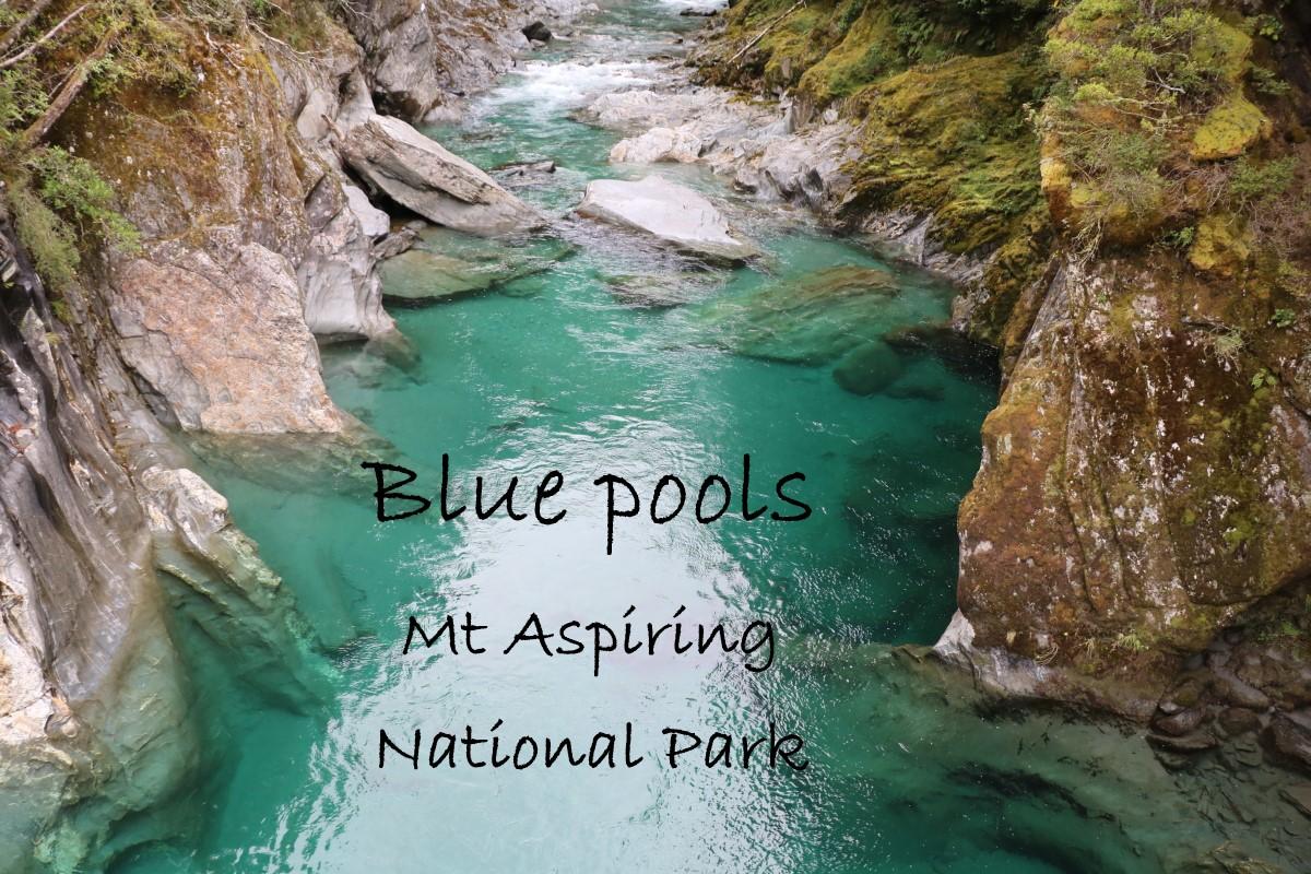 ブループール (Blue Pools)