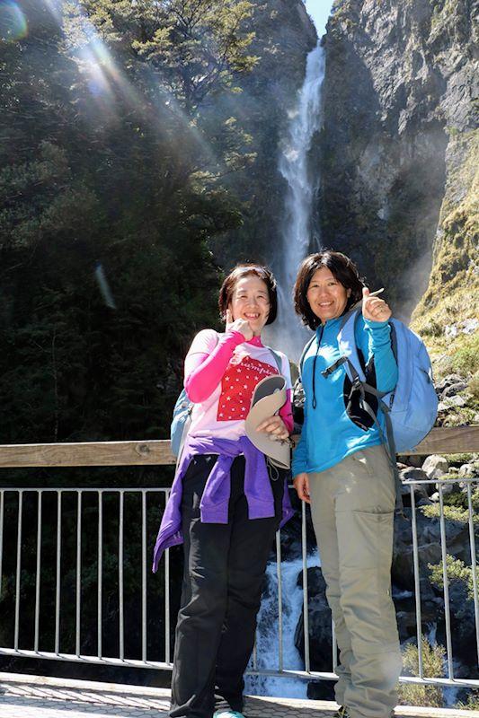 アーサーズパス デビルズパンチボウル滝 ツアレポ⑥(モニターツアー記録)